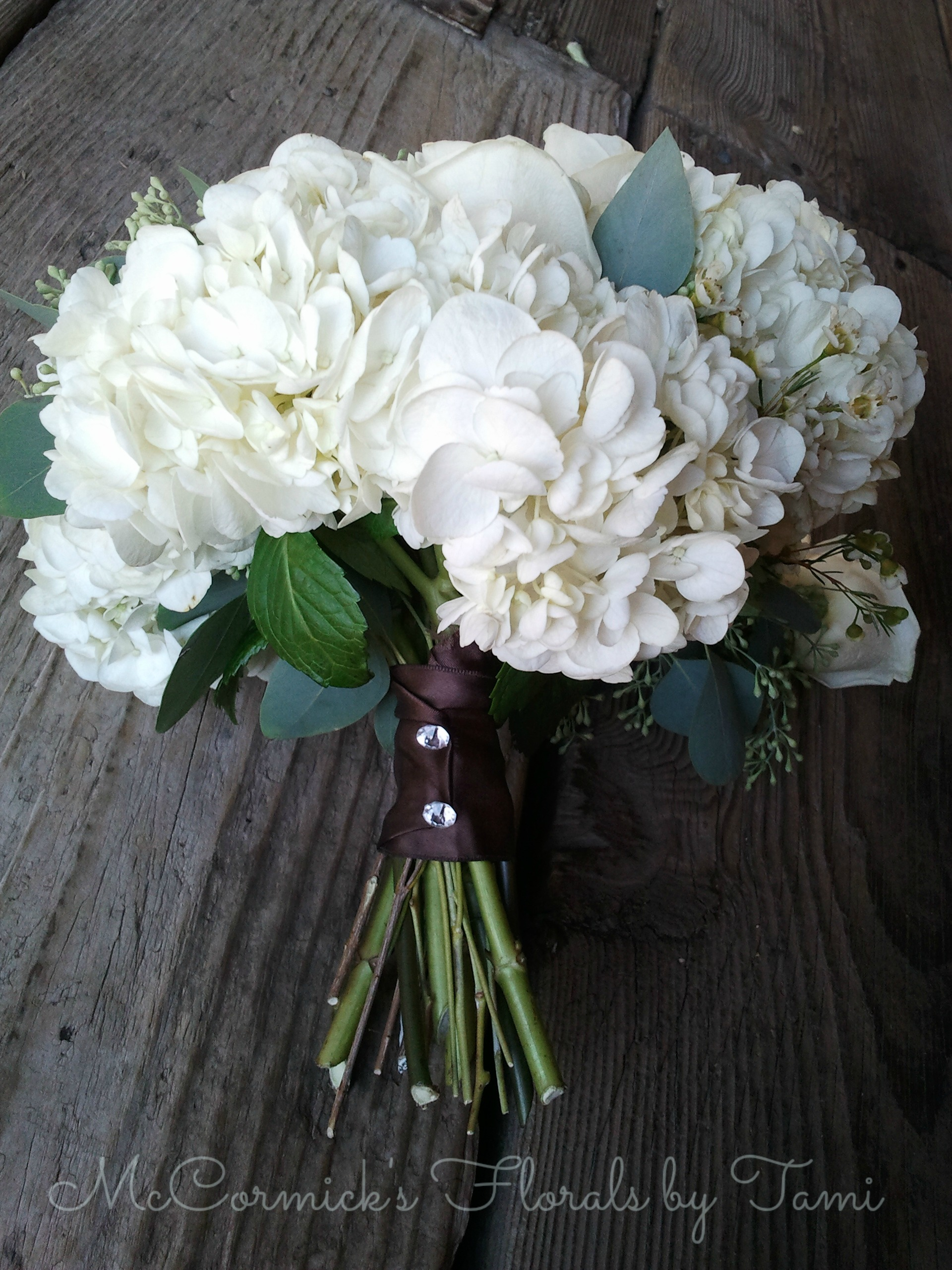 bouquet holders | McCormick\'s Florals by Tami