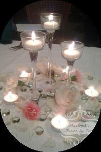 Candle trio B