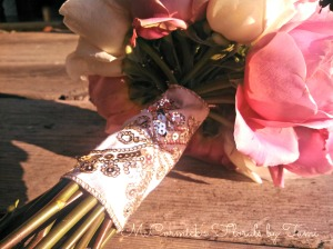 Romantic Antike G roses w vendela 5