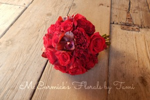 Red Camel Bouquet 2